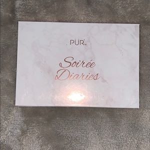 PUR soiree diaries eyeshadow palette